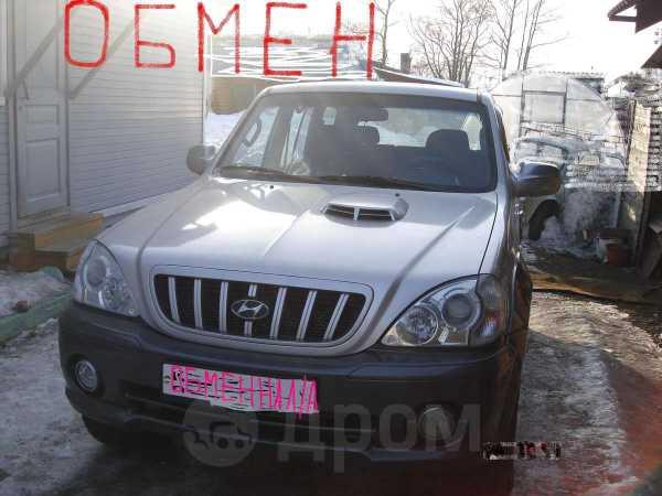 Hyundai Terracan, 2002 год, 519 999 руб.