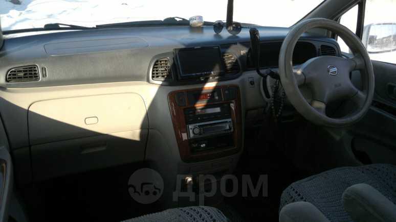 Nissan Liberty, 2001 год, 155 000 руб.