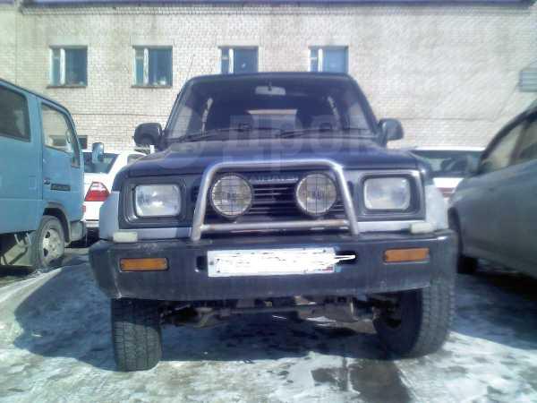 Daihatsu Rocky, 1990 год, 150 000 руб.