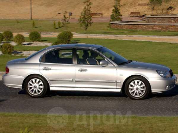 Hyundai Sonata, 2005 год, 350 000 руб.