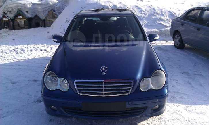 Mercedes-Benz C-Class, 2006 год, 750 000 руб.