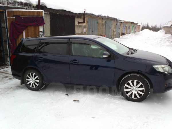Toyota Corolla Fielder, 2007 год, 450 000 руб.