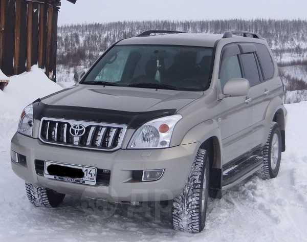 Toyota Land Cruiser Prado, 2005 год, 1 310 000 руб.