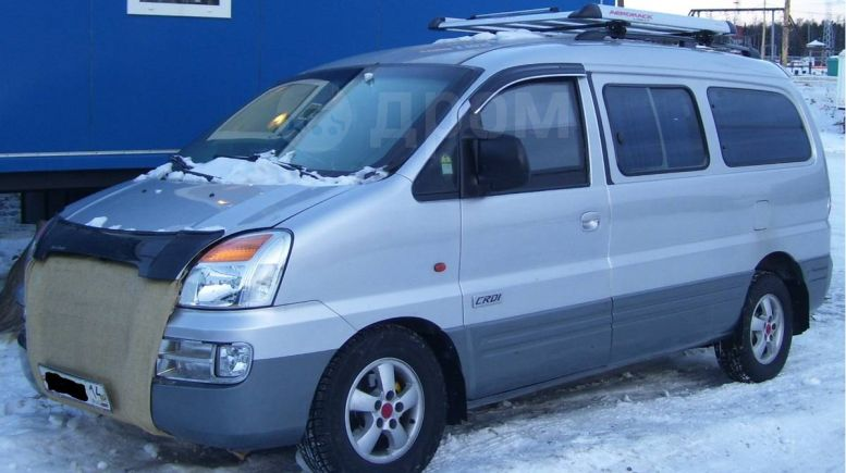 Hyundai Starex, 2006 год, 540 000 руб.