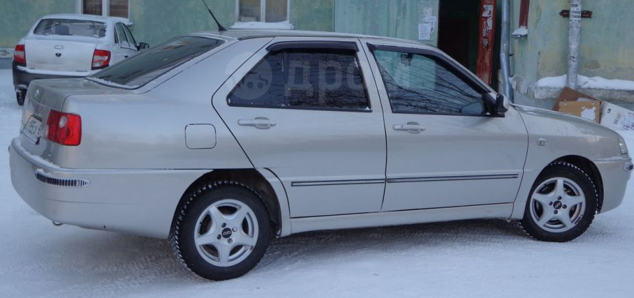 Chery Amulet A15, 2009 год, 220 000 руб.