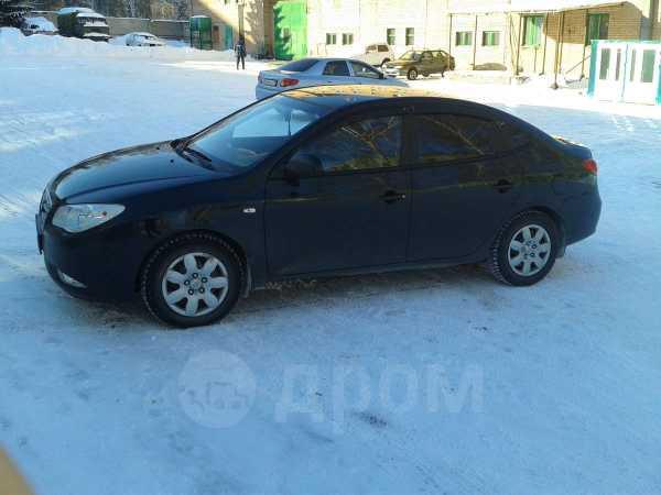 Hyundai Elantra, 2009 год, 550 000 руб.