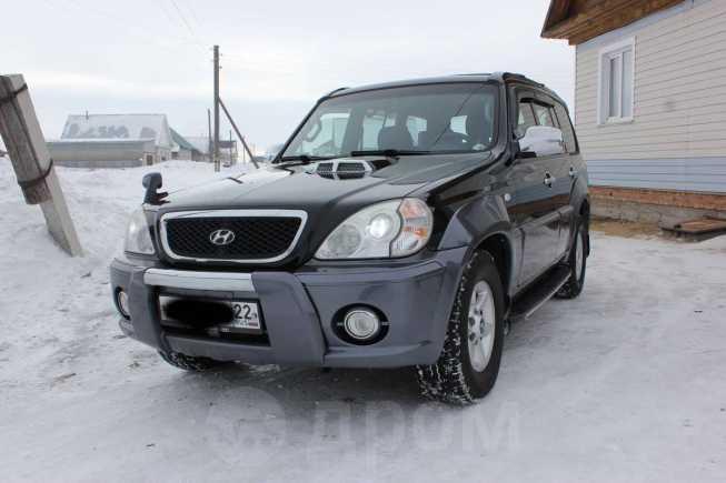 Hyundai Terracan, 2002 год, 520 000 руб.