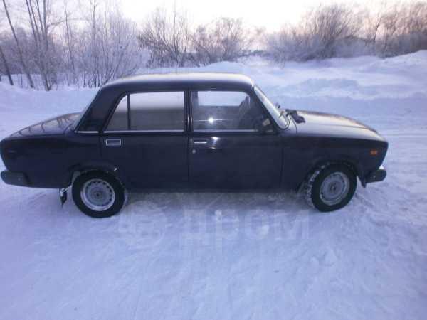 Лада 2107, 2003 год, 90 000 руб.