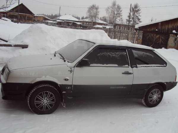 Лада 2108, 1999 год, 85 000 руб.