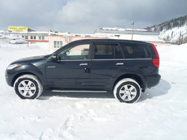 Great Wall Hover H5, 2012 год, 810 000 руб.