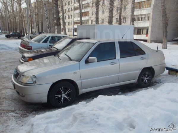 Chery Amulet A15, 2007 год, 155 000 руб.