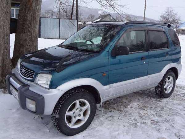 Daihatsu Terios, 1997 год, 215 000 руб.