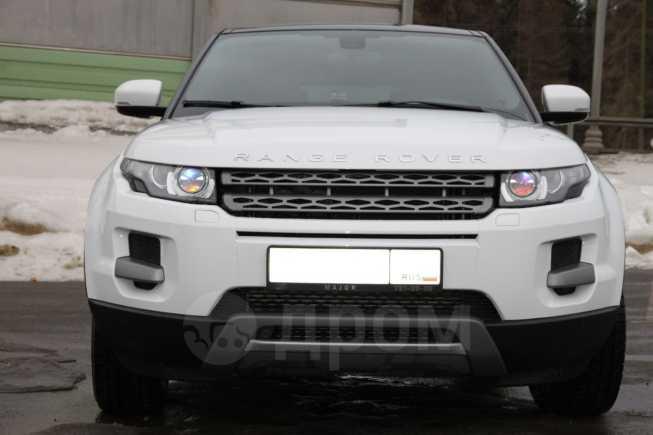 Land Rover Range Rover Evoque, 2011 год, 1 750 000 руб.