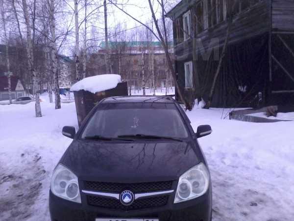Geely MK, 2011 год, 220 000 руб.