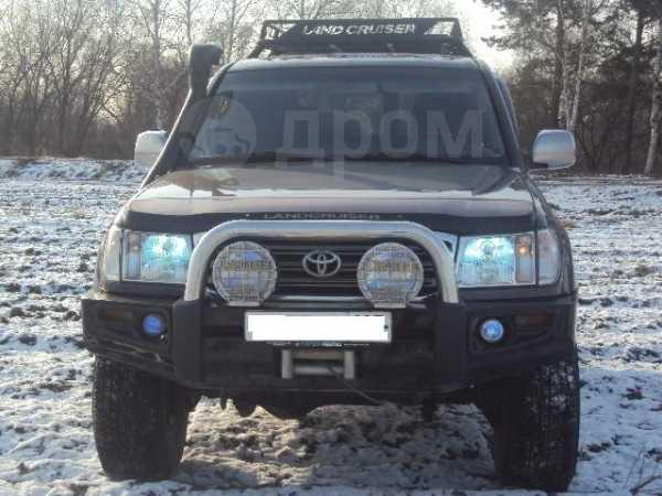 Toyota Land Cruiser, 2002 год, 1 380 000 руб.