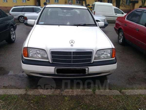Mercedes-Benz C-Class, 1995 год, 190 000 руб.