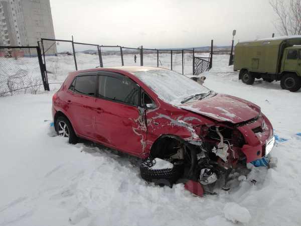 Toyota Auris, 2007 год, 1 000 000 руб.