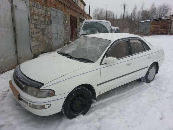 Toyota Carina, 1992 год, 100 000 руб.