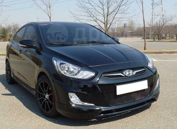 Hyundai Solaris, 2011 год, 580 000 руб.