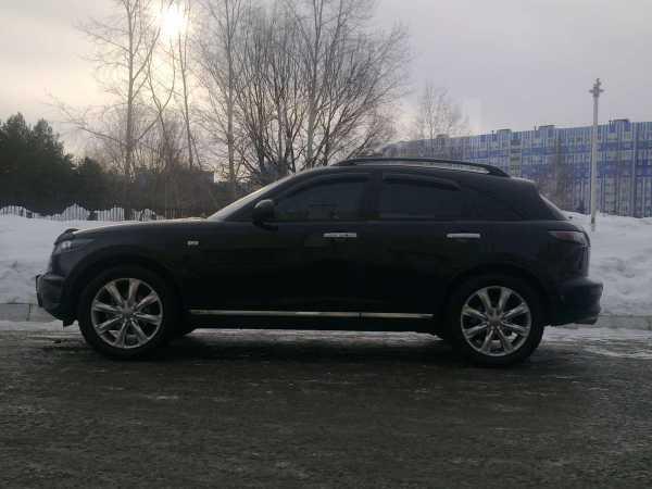 Infiniti FX35, 2007 год, 1 050 000 руб.