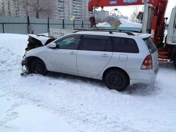 Toyota Corolla Fielder, 2001 год, 125 000 руб.
