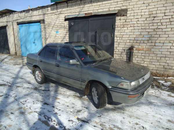 Toyota Corolla, 1990 год, 115 000 руб.