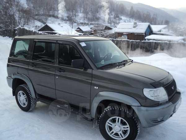 УАЗ Патриот, 2009 год, 550 000 руб.