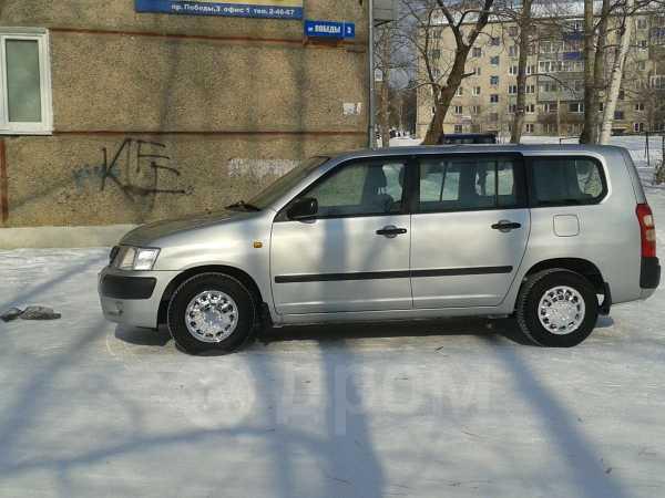 Toyota Succeed, 2005 год, 350 000 руб.