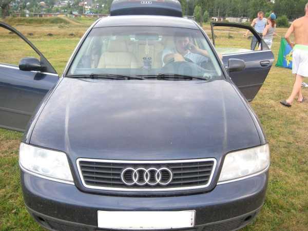 Audi A6, 1997 год, 290 000 руб.
