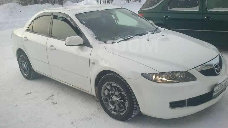 Mazda Atenza, 2007 год, 550 000 руб.