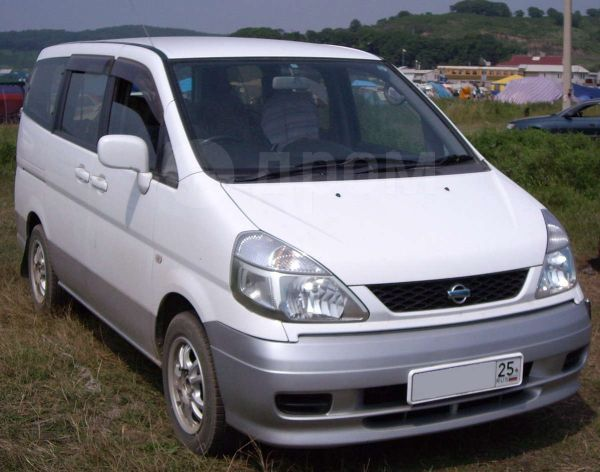 Nissan Serena, 1999 год, 300 000 руб.