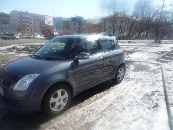 Suzuki Swift, 2005 год, 250 000 руб.