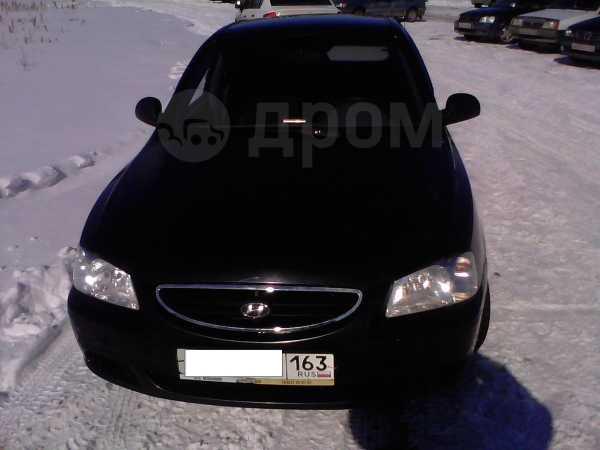 Hyundai Accent, 2008 год, 320 000 руб.