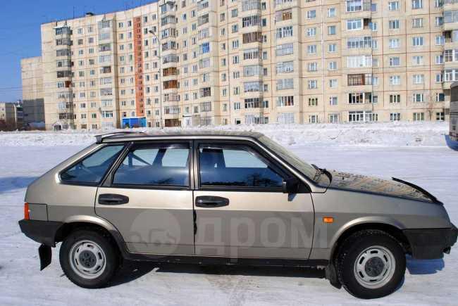Лада 2109, 2002 год, 140 000 руб.