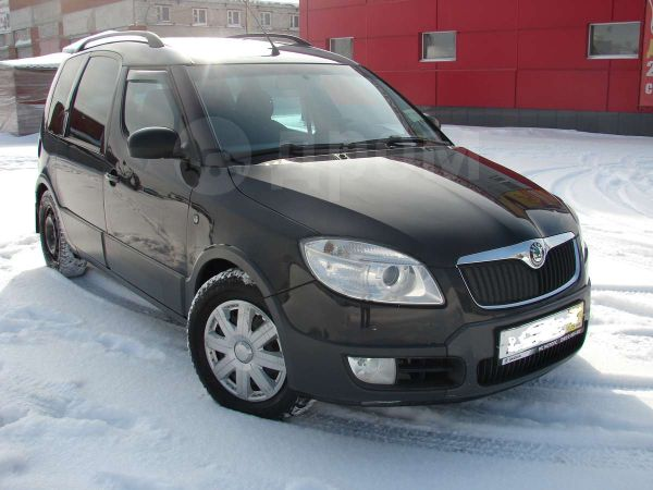Skoda Roomster, 2007 год, 390 000 руб.