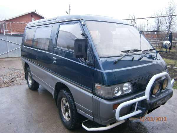 Mitsubishi Delica, 1991 год, 270 000 руб.