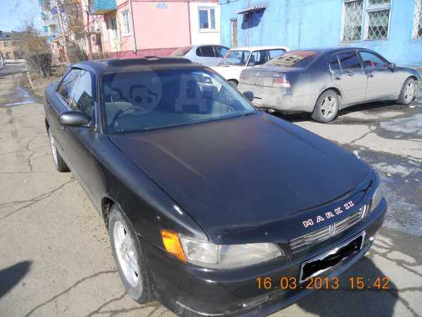 Toyota Mark II, 1995 год, 187 000 руб.