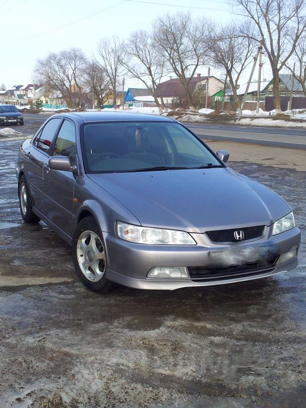 Honda Accord, 2001 год, 307 000 руб.