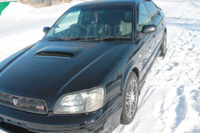 Subaru Legacy B4, 1999 год, 320 000 руб.