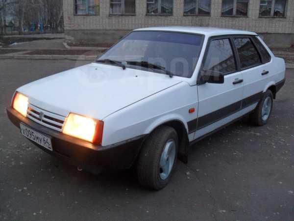 Лада 21099, 1998 год, 95 000 руб.