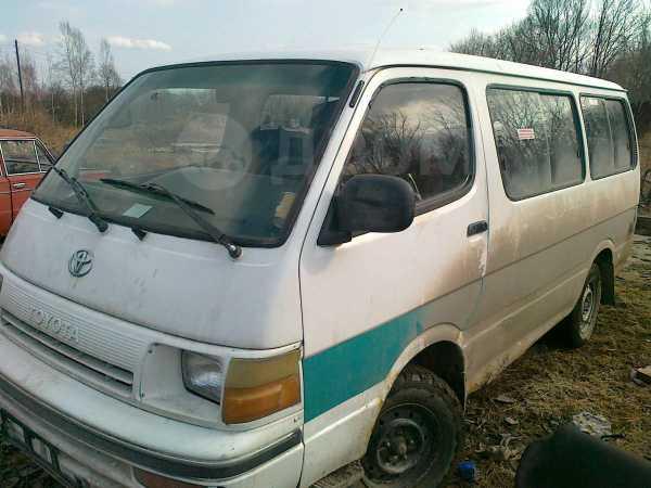 Toyota Hiace, 1991 год, 30 000 руб.