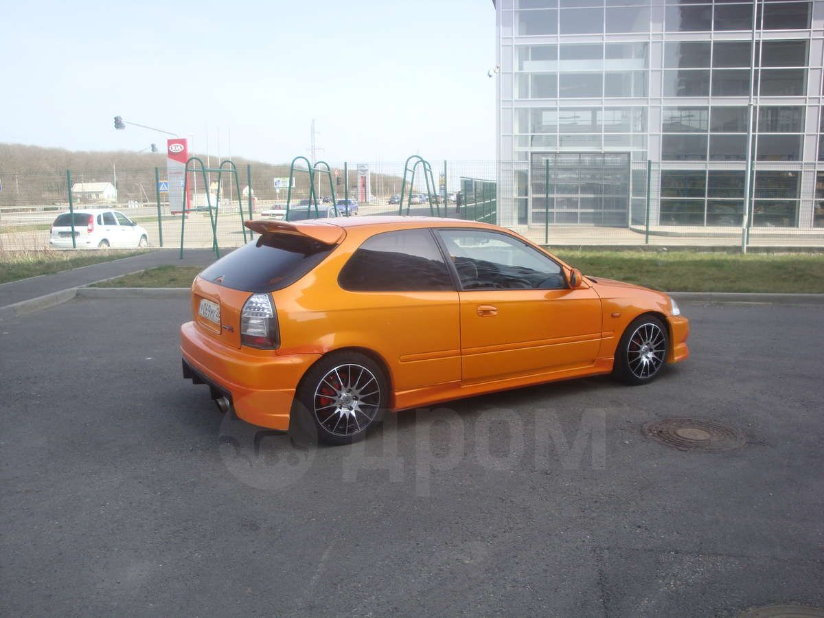 honda civic type-r мотор 1998