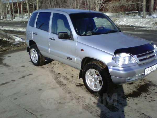 Chevrolet Niva, 2007 год, 430 000 руб.