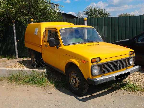 Лада 4x4 2121 Нива, 2003 год, 110 000 руб.