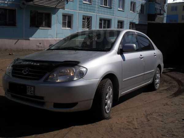 Toyota Corolla, 2001 год, 330 000 руб.