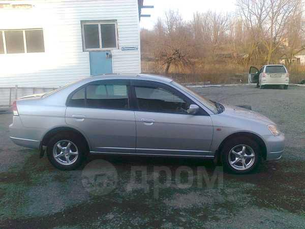 Honda Civic Ferio, 2002 год, 290 000 руб.