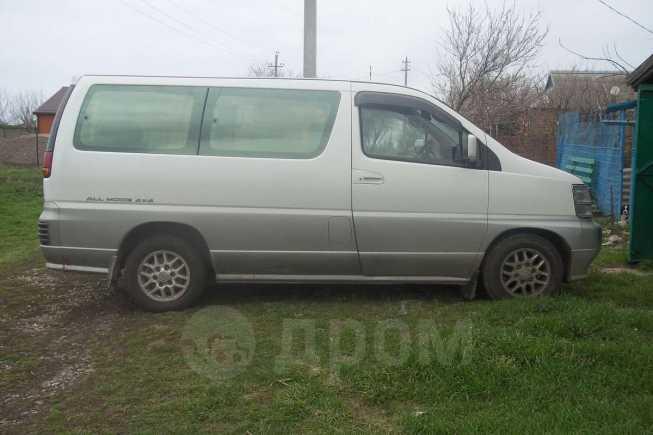 Nissan Homy Elgrand, 1999 год, 420 000 руб.
