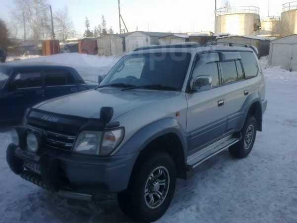 Toyota Land Cruiser Prado, 1998 год, 660 000 руб.