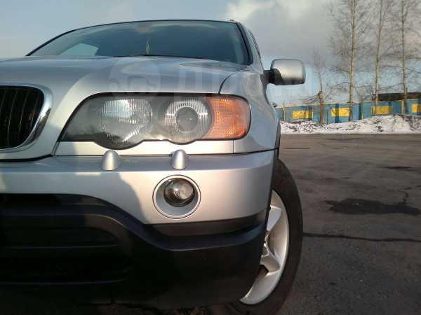 BMW X5, 2002 год, 750 000 руб.