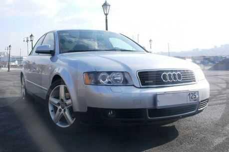 Audi A4, 2003 год, 550 000 руб.